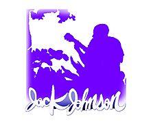 Jack Johnson Tee 2.0 Photographic Print