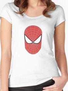 Super Hero Women's Fitted Scoop T-Shirt