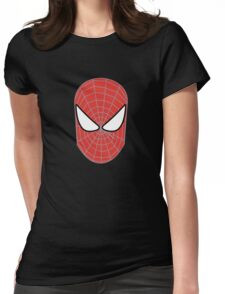 Super Hero Womens Fitted T-Shirt