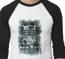 Dalek- Dr who Men's Baseball ¾ T-Shirt