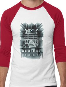 Dalek- Dr who Men's Baseball ¾ T-Shirt