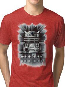 Dalek- Dr who Tri-blend T-Shirt