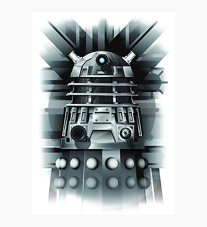 Dalek- Dr who Photographic Print