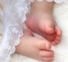Baby Feet Sticker