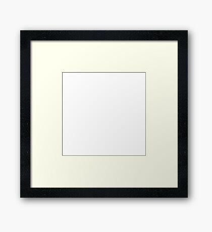 Uta's HYSY ArtMask Studio - Ver 2 Framed Print