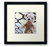 Duffy the Disney bear  Framed Print