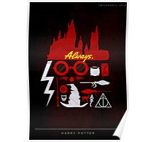 Harry Potter Iconic Poster Poster