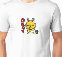 KakaoTalk Muzi and Con Unisex T-Shirt
