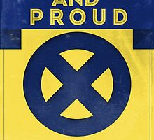 Mutant and proud campaign  by marlaehrhardt