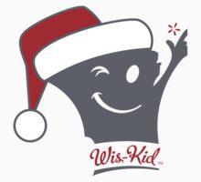 Santa Wis-Kid Kids Tee