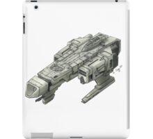 Concept Ship 'Kurai Sora' iPad Case/Skin