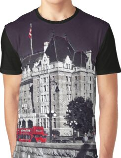 The Fairmont Empress Dark Side Graphic T-Shirt