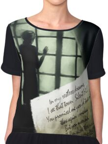 Waiting for you... [Silent Hill 2] Chiffon Top