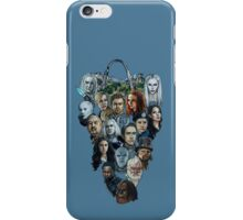Defiance (Version 2) iPhone Case/Skin