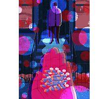 Prescription Pills Photographic Print