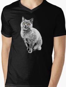 Stone Cate Mens V-Neck T-Shirt