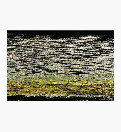 Light on the lake Photographic Print