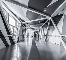 Toronto Skywalk 5 by John Velocci