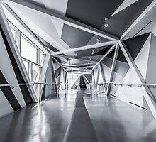 Toronto Skywalk 5 by John Velocci
