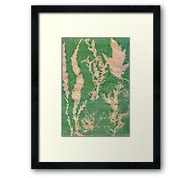 Under Sea 2 Framed Print