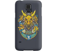 Golden Tricerapod Samsung Galaxy Case/Skin