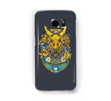 Golden Tricerapod Samsung Galaxy Case/Skin