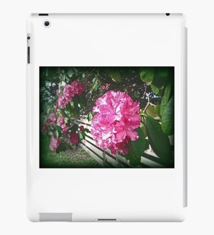 Rhododendron Tour One iPad Case/Skin