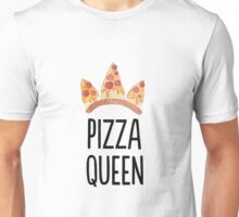 Pizza Queen Unisex T-Shirt