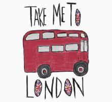 Take Me To London by Crystal Friedman