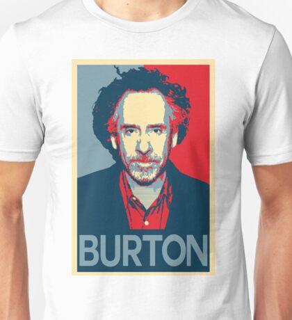 Tim Burton Poster Nightmare Unisex T-Shirt