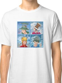 Four Hats Classic T-Shirt