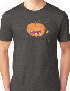 Happy Halloween Pumpkin Unisex T-Shirt