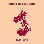Duchy of Burgundy by mehmetikberker