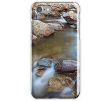 Rocky Mountain Streaming Dreaming iPhone Case/Skin