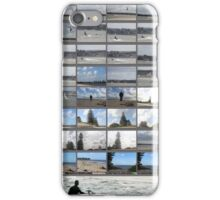 Conditions - just right!  iPhone Case/Skin