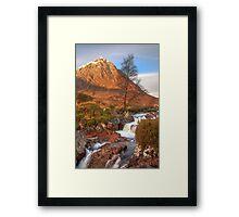 Buachaille Etive Mor, Glencoe Framed Print