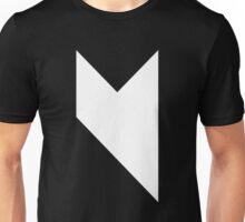 Music On black Unisex T-Shirt