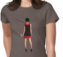 Lunchtime Womens Fitted T-Shirt