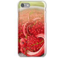 Berry dragon iPhone Case/Skin