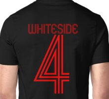 Whiteside is a red Unisex T-Shirt