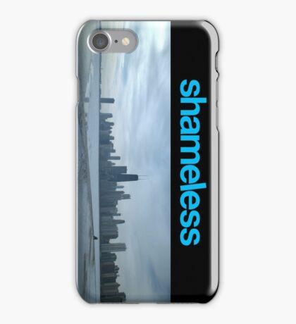 Shameless - Chicago skyline iPhone Case/Skin
