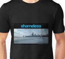 Shameless - Chicago skyline Unisex T-Shirt