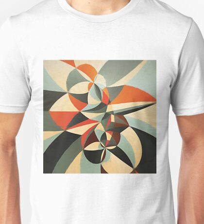 Abstract composition 346 Unisex T-Shirt