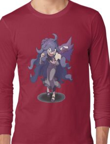 Pokemon / Pokémon X and Y - Hex Maniac and Haunter Long Sleeve T-Shirt