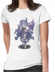 Pokemon / Pokémon X and Y - Hex Maniac and Haunter Womens Fitted T-Shirt