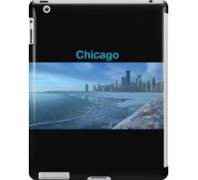 Shameless style - Chicago skyline iPad Case/Skin