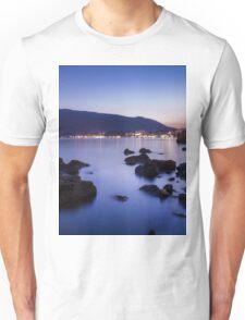 Rocks and Calm Sea Unisex T-Shirt