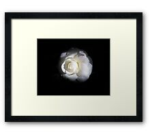 Warmth of the Morning Framed Print