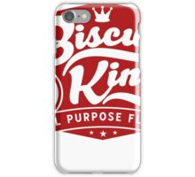 Biscuit King iPhone Case/Skin