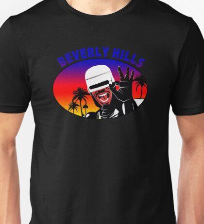 BEVERLY HILLS AXEL FOLEY ROBOCOP (2) Unisex T-Shirt